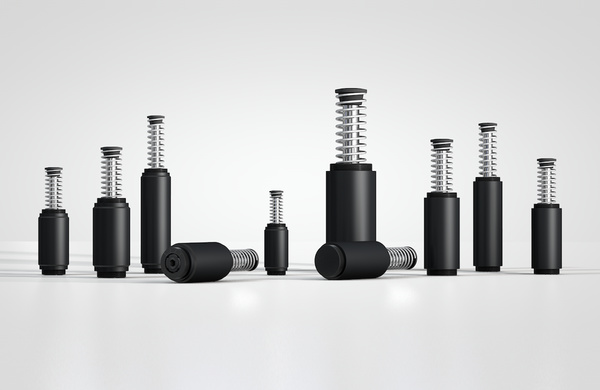 Heavy Industrial Shock Absorbers