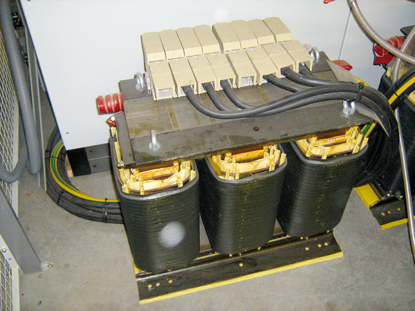 SLAB 170-700 Transformers - sound and vibration