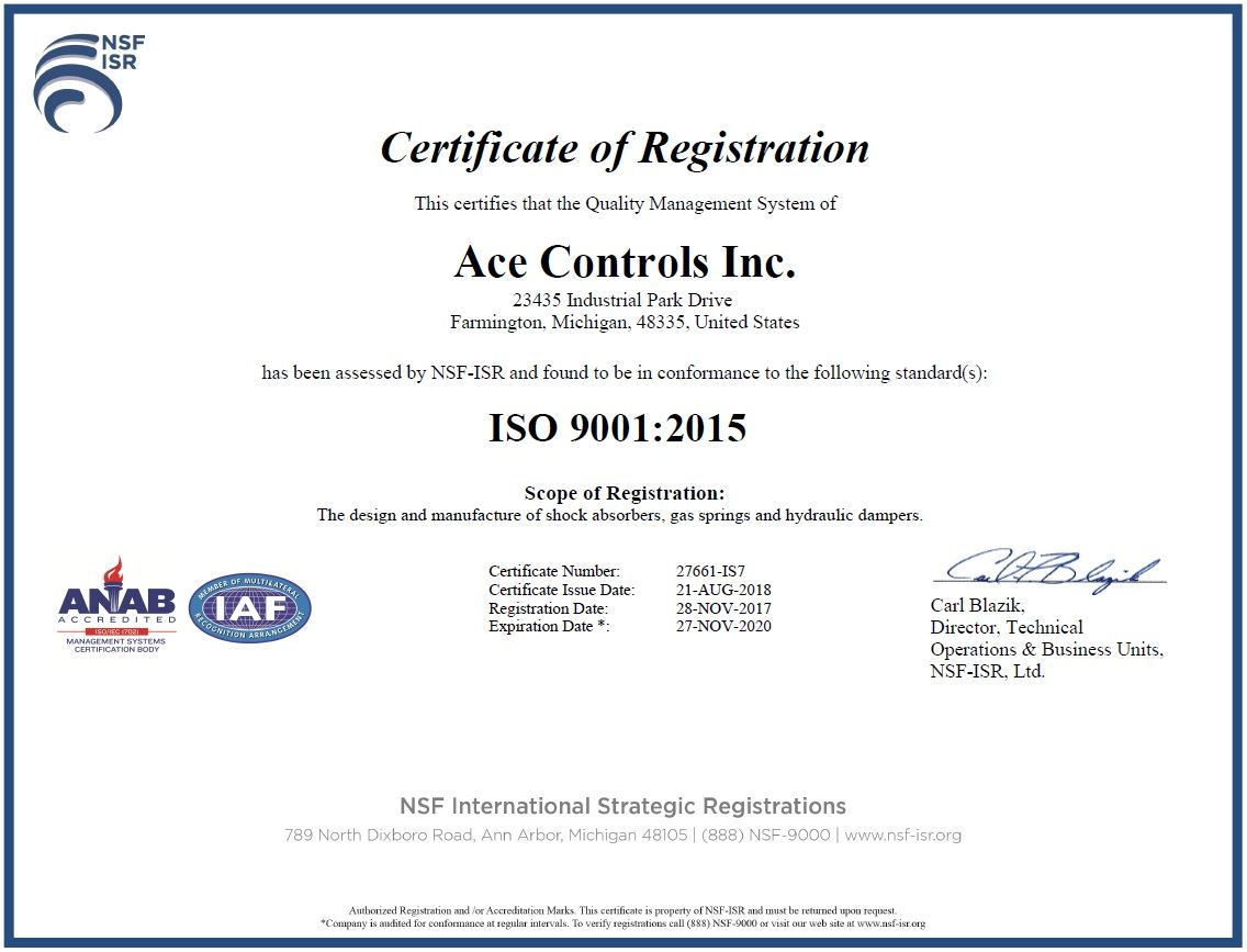 ISO-Certificate 9001 Download